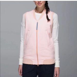 Lululemon Sweater Vest size 6